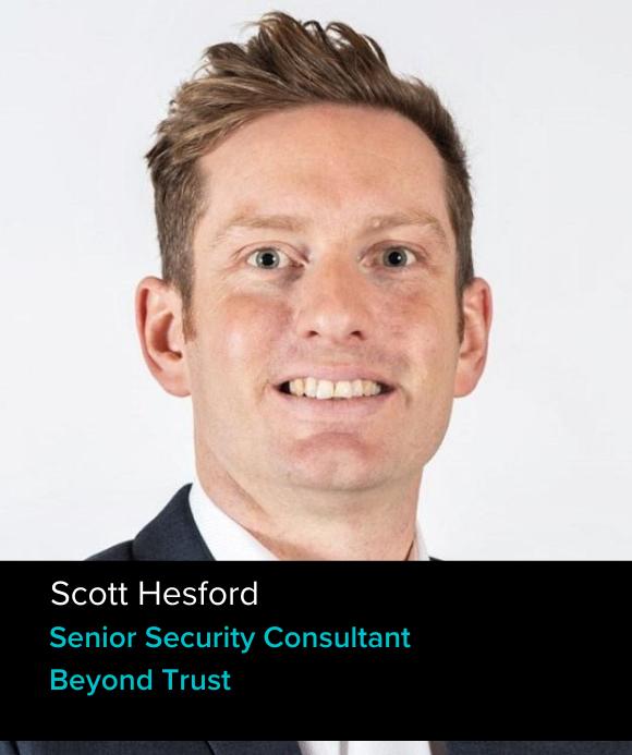 Scott HEsford