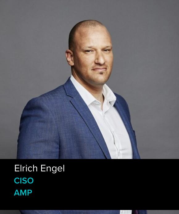 CISO Online ANZ Speakers - Engel Elrich