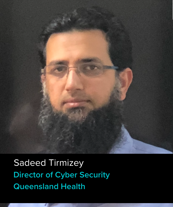 CISO Online ANZ Speakers - Sadeed Tirmizey