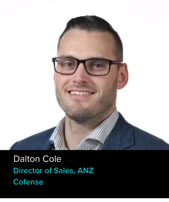 CISO Online ANZ Speakers Daltone Cole Cofense