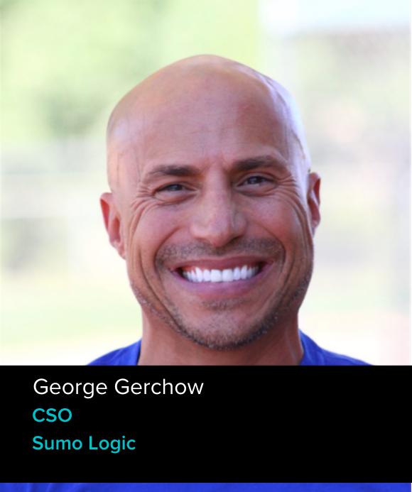 CISO Speakers - George Gerchow - website